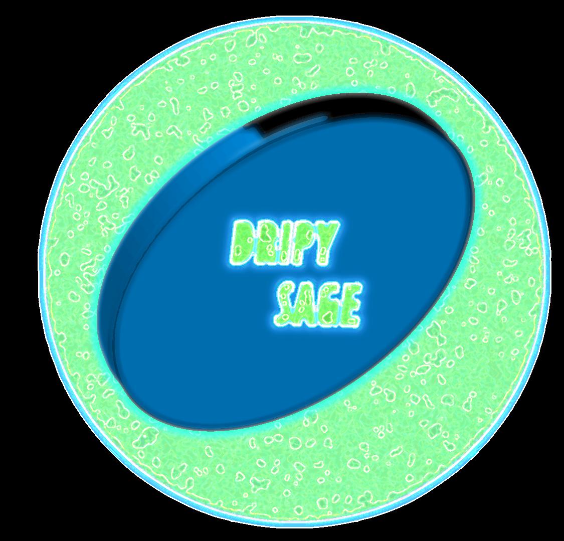 Dripy Sage